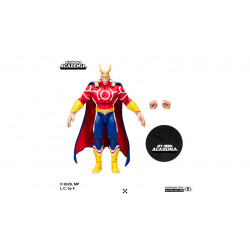 My Hero Academia 7 inch - All Might Silver Age Variant