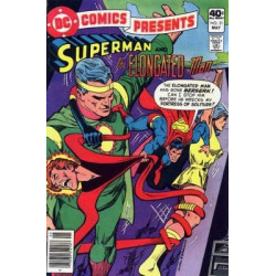 DC Comics Presents Issue 21
