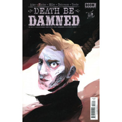 Death Be Damned Issue 3