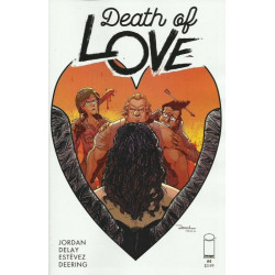 Death of Love Issue 4