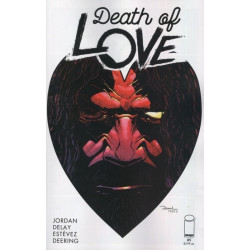 Death of Love Issue 5