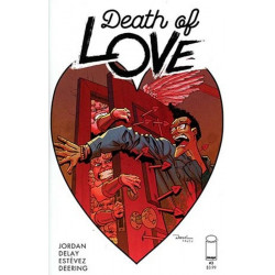 Death of Love Issue 3
