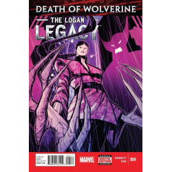 Death of Wolverine: The Logan Legacy Issue 4
