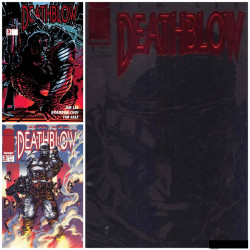 Deathblow Collection Issue 1-3