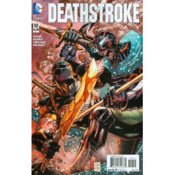 Deathstroke Vol. 3 Issue 10