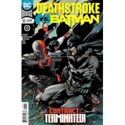 Deathstroke Vol. 4 Issue 32