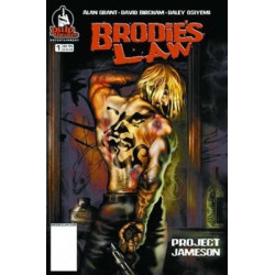 Brodie's Law  Issue 1