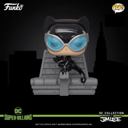 Funko POP! Heroes  - DC Super-Villains Jim Lee Collection - Catwoman