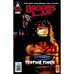 Brodie's Law  Issue 3