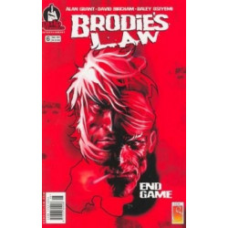 Brodie's Law  Issue 6