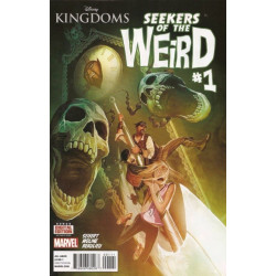Disney Kingdoms: Seekers of the Weird Issue 1