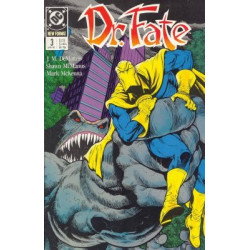 Doctor Fate Issue 3