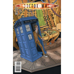 Doctor Who Vol. 3 Issue 07