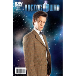 Doctor Who Vol. 4 Issue 10b Variant