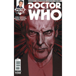Doctor Who: 12 th Doctor - Year Two Issue 13