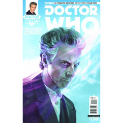 Doctor Who: 12 th Doctor - Year Two Issue 14