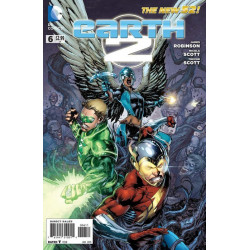 Earth 2 Issue 06