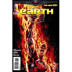 Earth 2 Issue 13