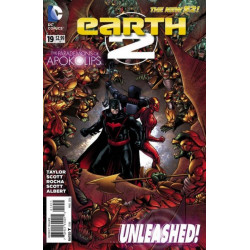 Earth 2 Issue 19