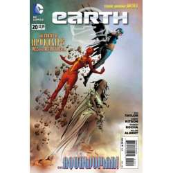 Earth 2 Issue 20