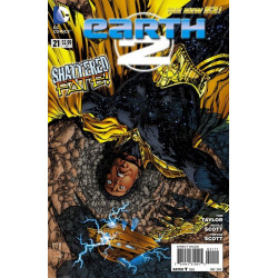 Earth 2 Issue 21
