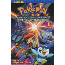 Pokemon: Diamond and Pearl Adventures Issue 01