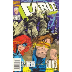Cable Vol. 1 Issue 007