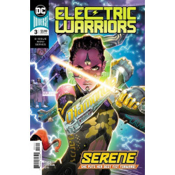 Electric Warriors Issue 3