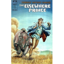 The Elsewhere Prince Mini Issue 1