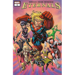 The Eternals Vol. 5 Issue 1w Variant