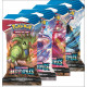 Pokemon TCG Booster Packs: 097 Sword and Shield - Battle Styles Sleeved