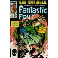Fantastic Four Vol. 1 Annual 20