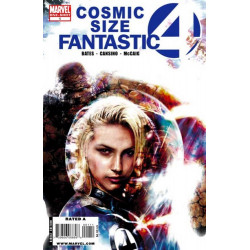 Fantastic Four Cosmic Size Special Issue 1