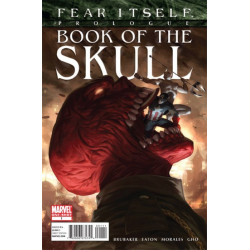 Fear Itself: Book of the Skull Issue 01