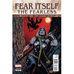 Fear Itself: The Fearless Issue 2