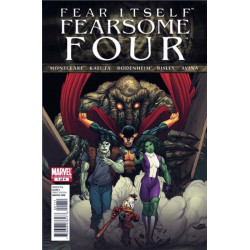 Fear Itself: Fearsome Four Issue 1