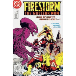 Firestorm The Nuclear Man Vol. 2 Issue 73