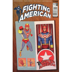Fighting American Vol. 4 Issue 1e Variant