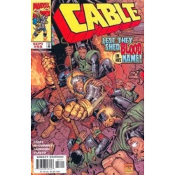 Cable Vol. 1 Issue 058