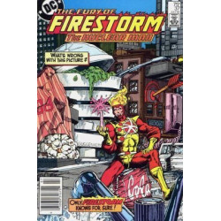 Fury of Firestorm Issue 37