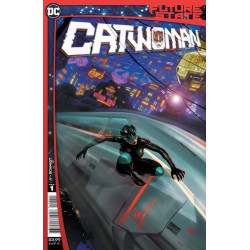 Future State: Catwoman Issue 1