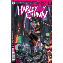 Future State: Harley Quinn Issue 1