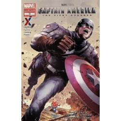 AAFES: Marvel Salutes the Real Heroes Issue 12