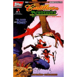 Cadillacs and Dinosaurs 2 Issue 3