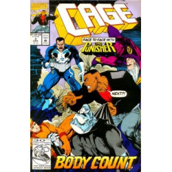 Cage  Issue 3