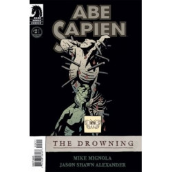 Abe Sapien: The Drowning  Issue 2