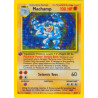 Pokemon TCG Singles: 001 Base Set - 008 Machamp 1st Edition