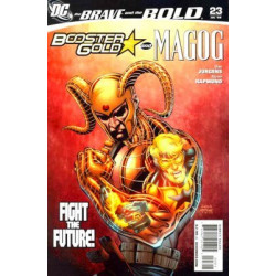 Brave and the Bold Vol. 3 Issue 23