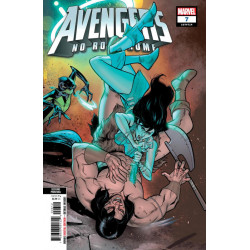 Avengers: No Road Home Issue 7c Variant