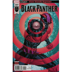 Black Panther Vol. 6 Issue 167